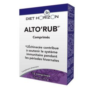 ALTO'RUB COMPRIMÉS DIET HORIZON