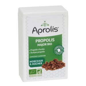 Propolis major BIO à mâcher