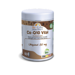 Co Q10 Vital  Ubiquinol 50 mg   60 gélules
