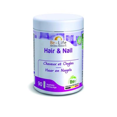 Hair & Nail 90 Gélules  Be-Life